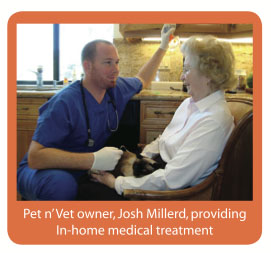 Your Pet's Health is Our Priority, Excellent Service is Our Goal!